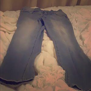 Jeans size medium